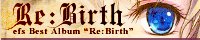 Re:Birth バナー